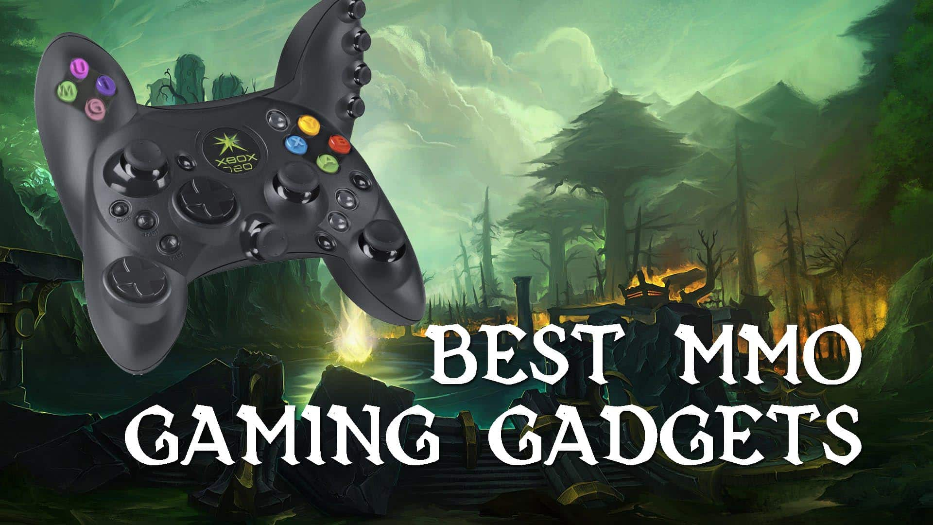 Best MMO Gaming Gadgets | Fextralife