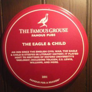 tolkien-oxford-tour-eagle-child-plaque