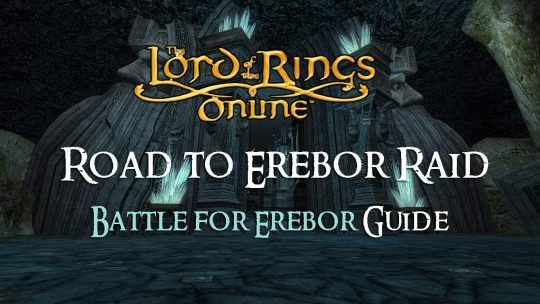 Battle for Erebor Guide: The Road to Erebor Raids