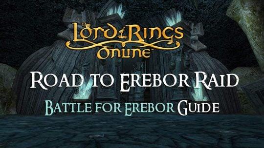 Battle for Erebor Guide: The Road to Erebor Raids
