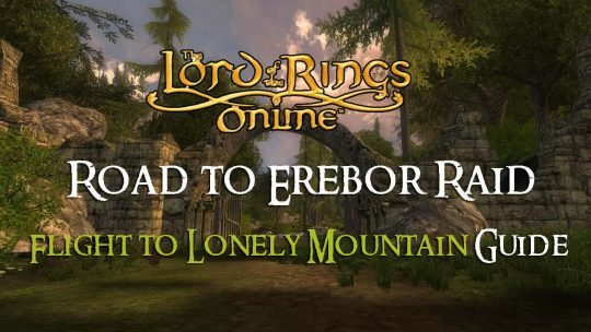 Flight to the Lonely Mountain: The Road to Erebor Raids