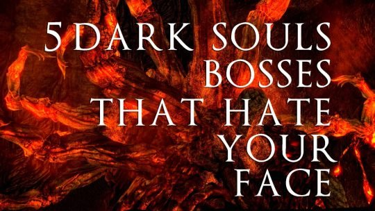 Dark Souls: 5 Bosses That Hate Your Face
