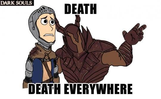 Dark Souls Memes Comedy