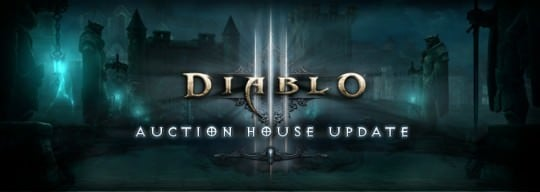 Diablo 3: Auction House No More