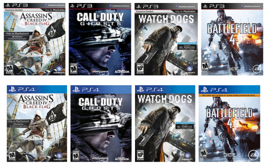 Buy PS3 Disc, Get Discounted PS4 Copy