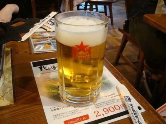 Sapporo Brewery