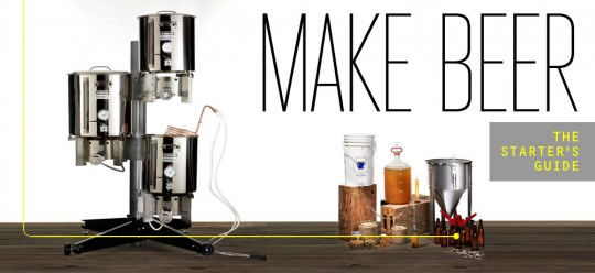 Homebrewing Introduction