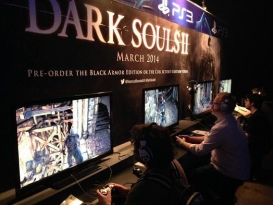 Dark Souls 2: Beta Codes for NA and SA