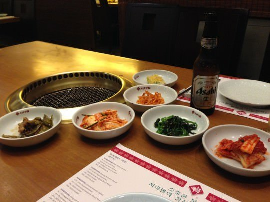 Yakiniku: Korean BBQ. World Foods