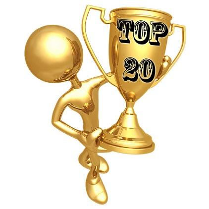 My Top 20 Games