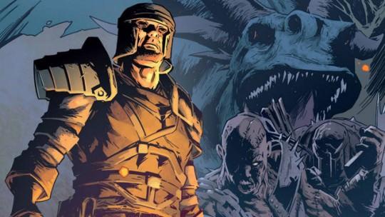 Dark Souls 2 Graphic Novel Announced!