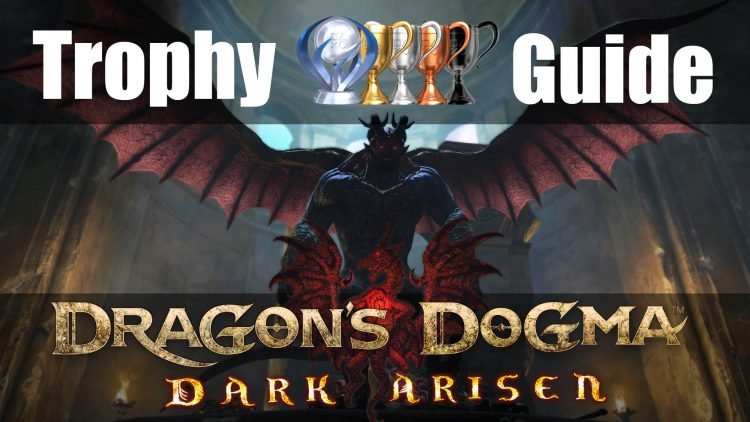 Dragonu0027 S Dogma Trophy Guide U0026 Roadmap