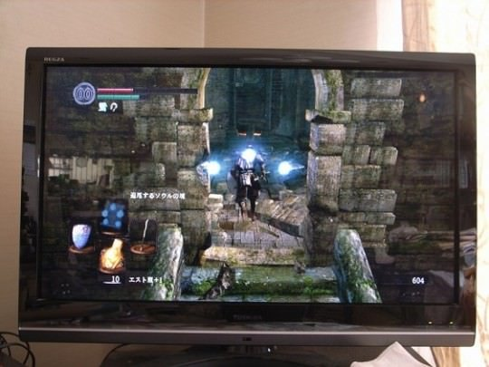 Dark Souls – A Look At Game Design And Time Management
