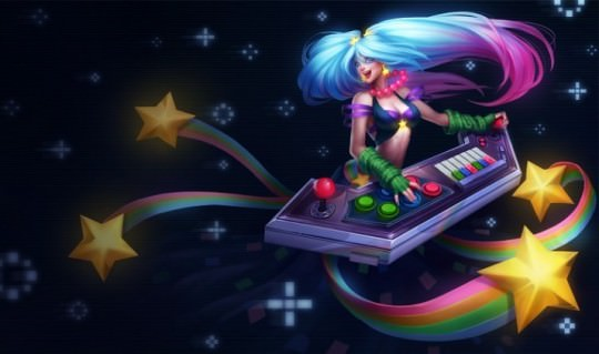 How to not play League of Legends: Sona