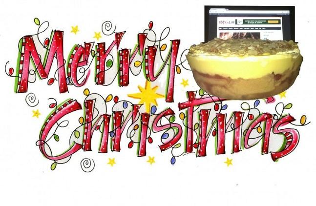 Horsey's Christmas Trifle