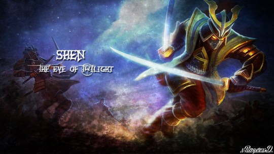 How to play League of Legends: Shen, the I-do-what-I-want Ninja
