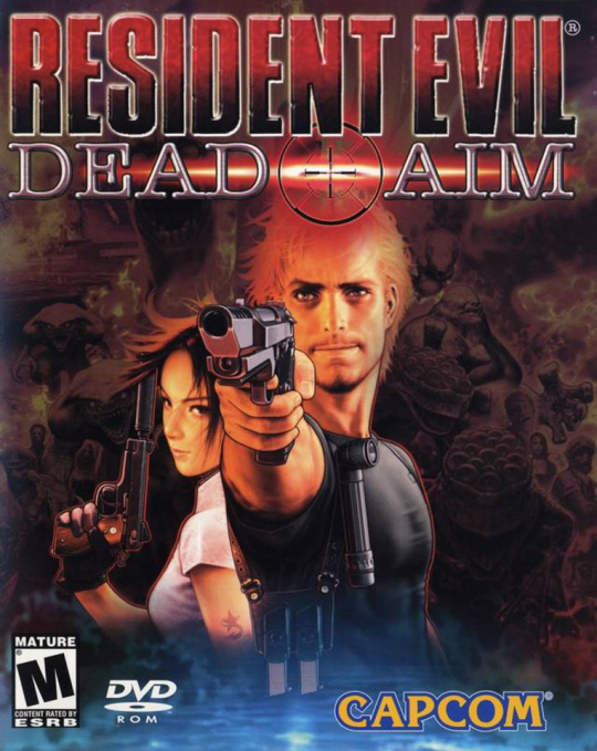 Retro Corner – Resident Evil Dead Aim (PS2)