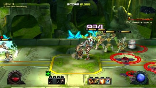 Play Ouya Quickie – Chronoblade – January 2014