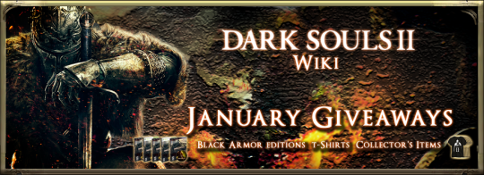 Dark Souls 2 Wiki Teams Up with Namco to Give Away Loot