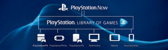Playstation Now: Play your PS3 Games everywhere