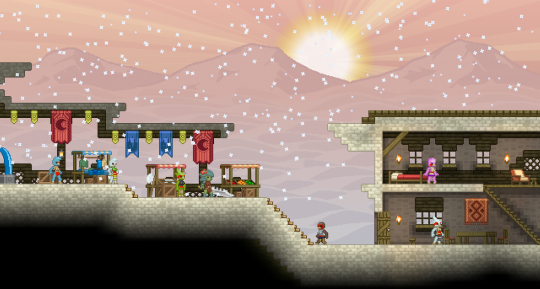 Starbound: Reaching for the stars