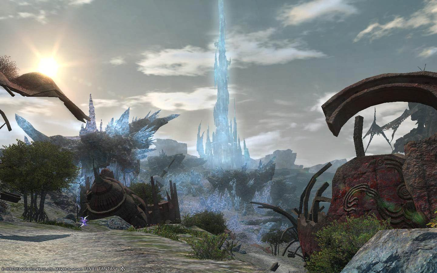 Final Fantasy XIV: A Realm Reborn - Beginners Guide to the