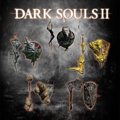 Dark Souls 2 Preorder Early Access Weapons