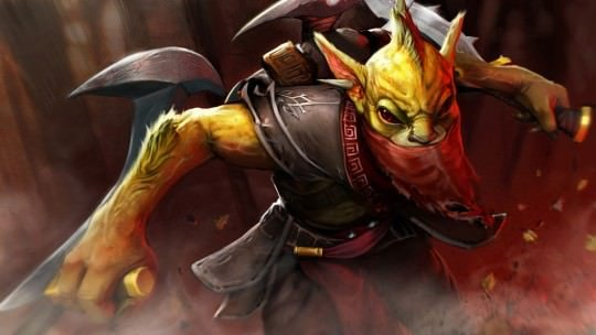 Dota: a hobby, a game and a practice