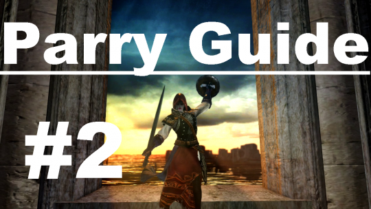 Dark Souls 2: Parrying Guide #2 (Spell Parrying, Setup Parrying, and Advanced Techniques)