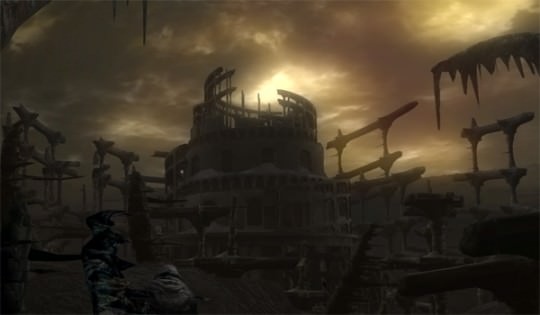 Where All Stands Still: Dark Souls