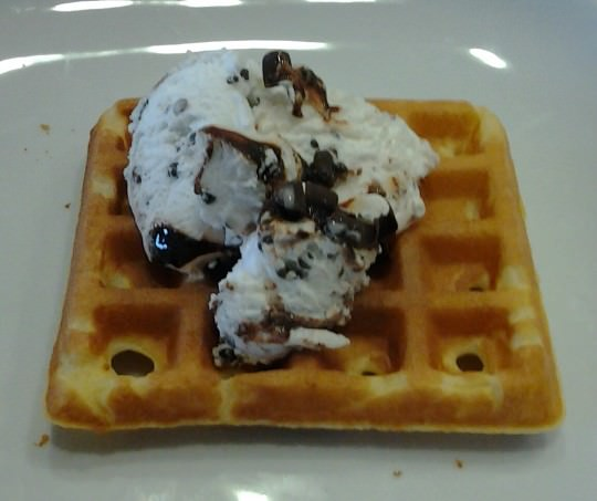 Easy Quick Waffles