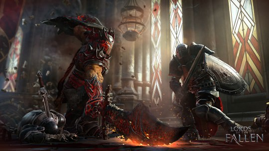 Lords of The Fallen: Up Close and Personal
