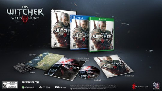 Witcher 3 Releases Feb 25th, New trailer!