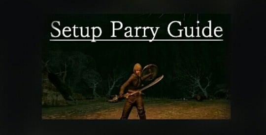 Dark Souls 2: Setup Parry Guide