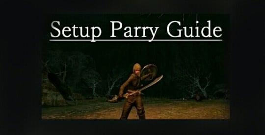 Dark Souls 2: Setup Parry Guide
