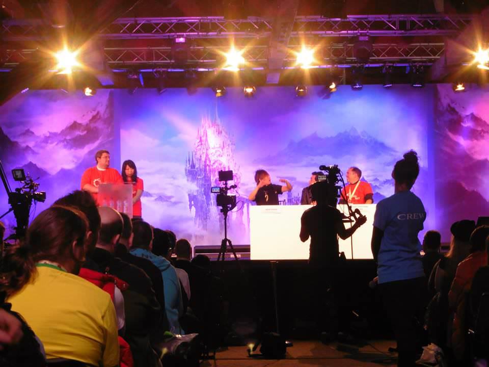 Final Fantasy XIV: Fan Festival (Esquire's trip to London