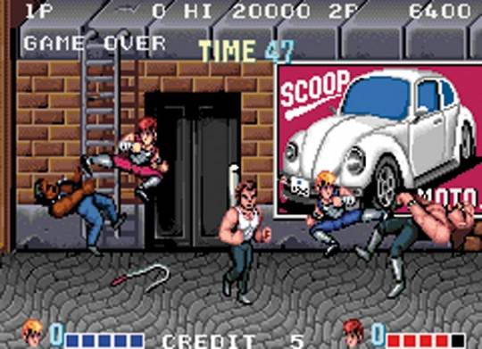 A History of the Side-Scrolling Beat-'Em-Up – Part 1