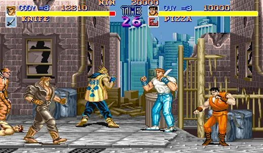 A History of the Side-Scrolling Beat-'Em-Up – Part 2