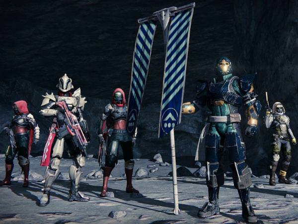 Destiny Crucible Team
