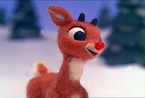 Eat Krow: Rudolph the Red Nosed Reindeer
