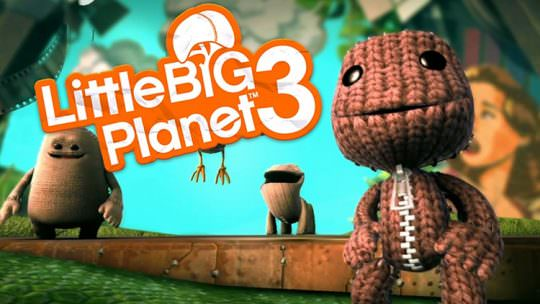 Little Big Planet 3 Review