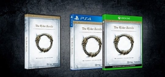 Console Beta for Elder Scrolls Online starts today!