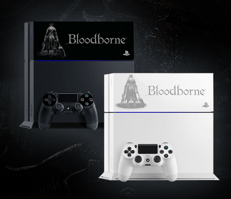 Limited Bloodborne Edition PS4 announced