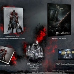 The Bloodborne Special Edition Set
