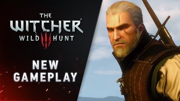 The Witcher 3: New Gameplay & Dev Commentary!