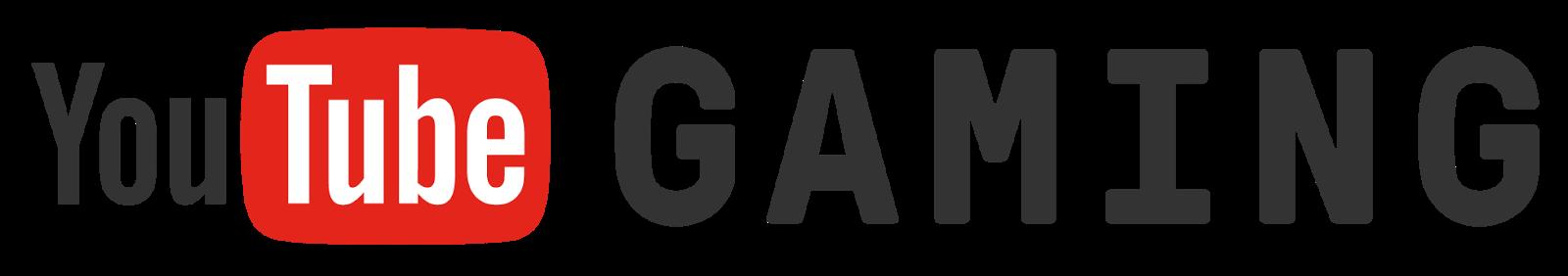 youtube gaming - 1600×282