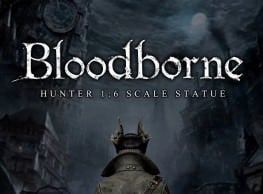 Sweet Bloodborne Hunter Statue announced