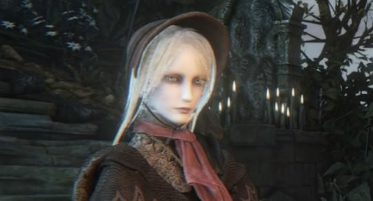The Abandoned Workshop and narrative possibilities in Bloodborne