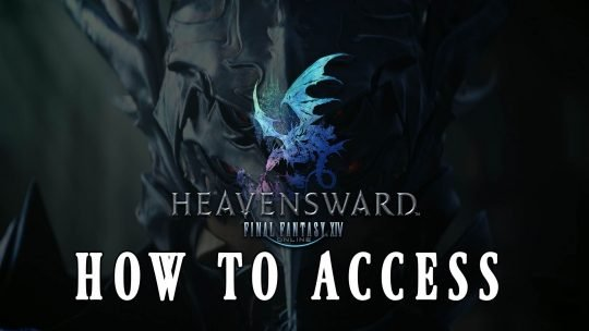 Final Fantasy XIV: Heavensward – How to access Heavensward