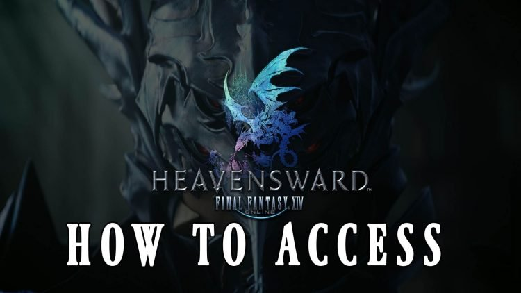 Final Fantasy XIV: Heavensward - How to access Heavensward